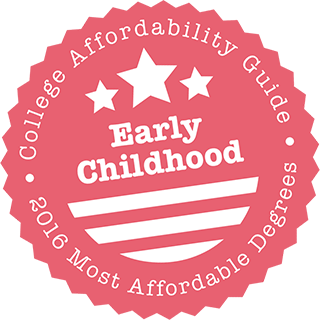 Affordable Early Childhood Degrees