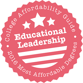 Affordable Educational Leadership Degrees