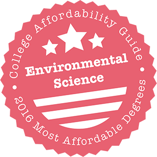 Affordable Environmental Science Degrees