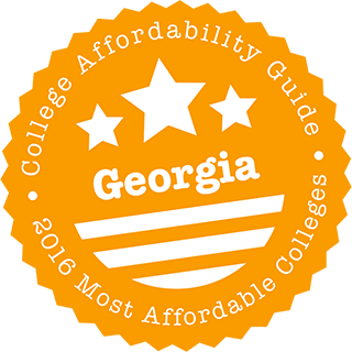 2017 Most Affordable Colleges in Georgia