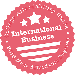 Affordable International Business Degrees