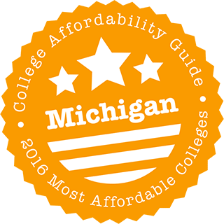 2016 Most Affordable Colleges in Michigan