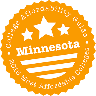 2016 Most Affordable Colleges in Minnesota