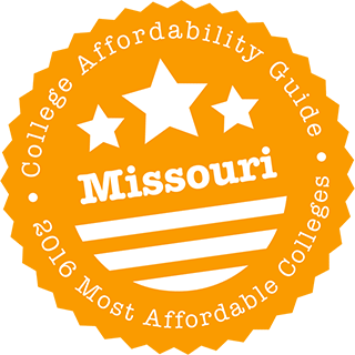 2016 Most Affordable Colleges in Missouri