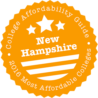 2017 Most Affordable Colleges in New Hampshire
