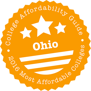 2016 Most Affordable Colleges in Ohio