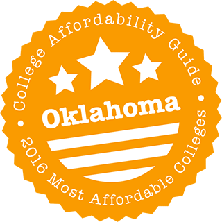 2016 Most Affordable Colleges in Oklahoma