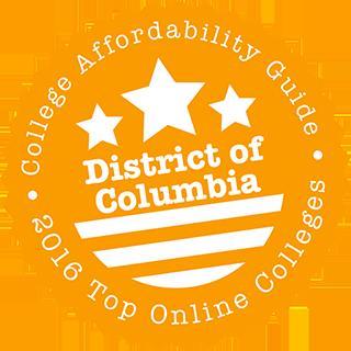 Online Colleges in Washington, D.C.