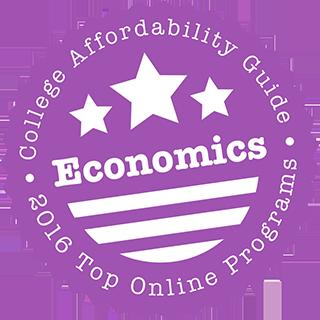 2017 Top Online Schools for Economics