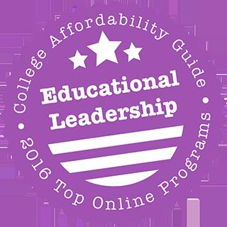2017 Top Online Schools for Educational Leadership