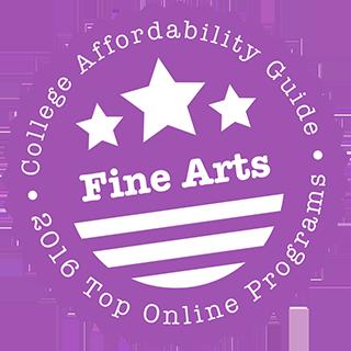 2017 Top Online Schools for Fine Arts