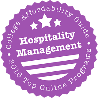 2017 Top Online Schools for Hospitality Management