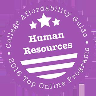2017 Top Online Schools for Human Resources