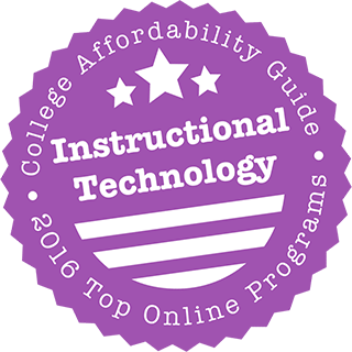 2017 Top Online Schools for Instructional Technology