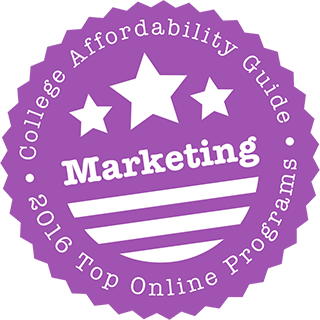 2017 Top Online Schools for Marketing