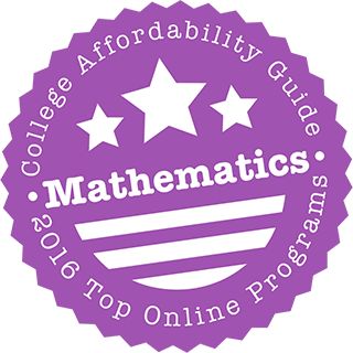 2017 Top Online Schools for Mathematics