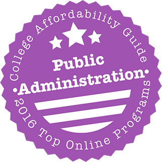2017 Top Online Schools for Public Administration