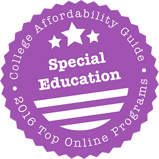 2017 Top Online Schools for Special Education