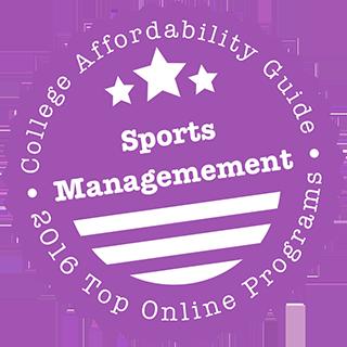 2017 Top Online Schools for Sports Management