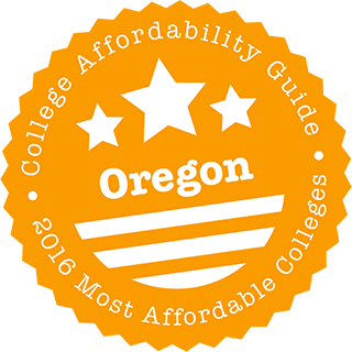 2016 Most Affordable Colleges in Oregon