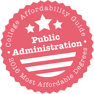 Affordable Public Administration Degrees