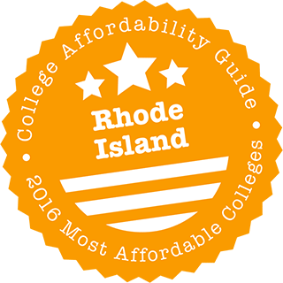 2017 Most Affordable Colleges in Rhode Island