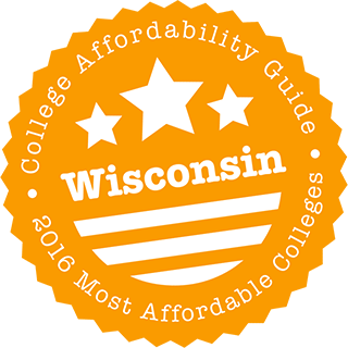 2017 Most Affordable Colleges in Wisconsin