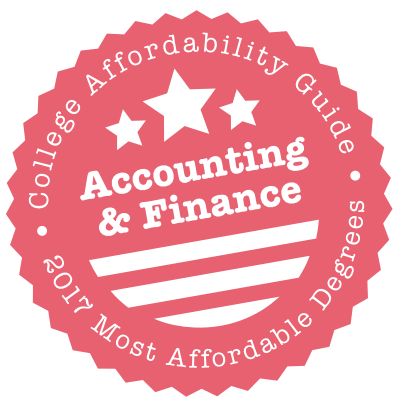 Affordable Accounting & Finance Degrees