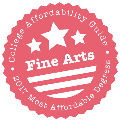 Affordable Fine Arts Degrees