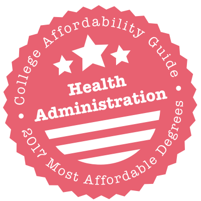 Affordable Health Administration Degrees