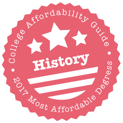 Affordable History Degrees