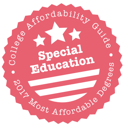 Affordable Special Education Degrees