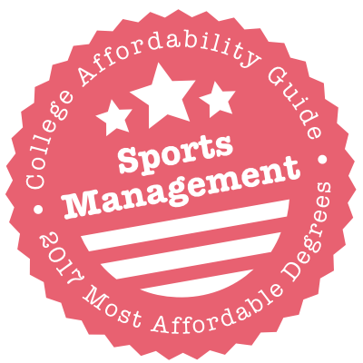Affordable Sports Management Degrees