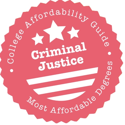 Affordable Criminal Justice Degrees