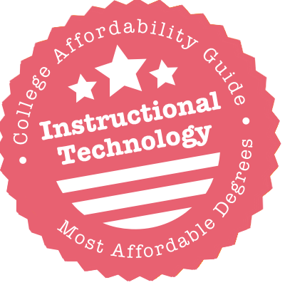 Affordable Instructional Technology Degrees