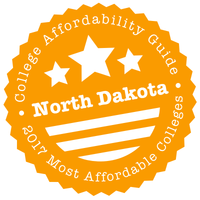 2017 Most Affordable Colleges in North Dakota