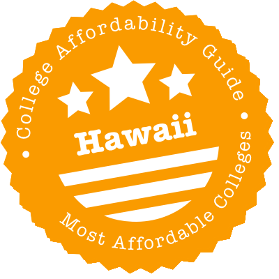 2018 Most Affordable Colleges in Hawaii