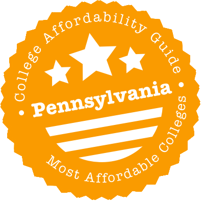 2017 Most Affordable Colleges in Pennsylvania