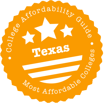 2018 Most Affordable Colleges in Texas