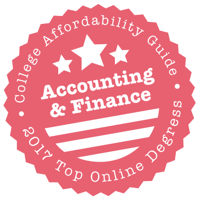 2017 Top Online Schools for Accounting & Finance