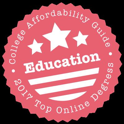 2017 Top Online Schools for K-12 Teaching
