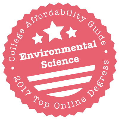 2017 Top Online Schools for Environmental Science