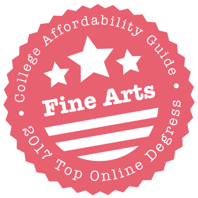 2017 Top Online Schools for Fine Arts