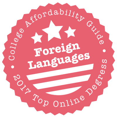 2017 Top Online Schools for Foreign Languages