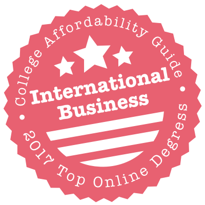 2017 Top Online Schools for International Business