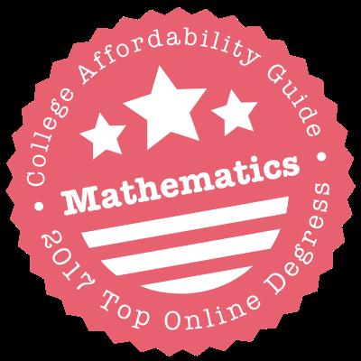 2017 Top Online Schools for Mathematics