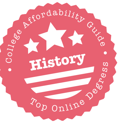 2018 Top Online Schools for History
